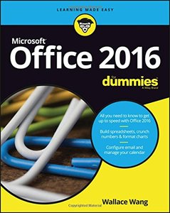 Office 2016 For Dummies-cover