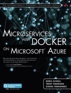 Microservices with Docker on Microsoft Azure (includes Content Update Program)-cover