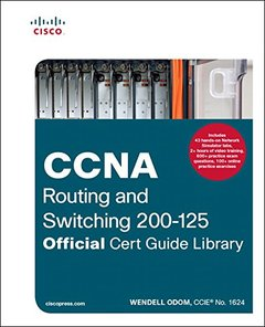CCNA Routing and Switching 200-125 Official Cert Guide Library-cover