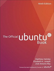 The Official Ubuntu Book (9th Edition)-cover