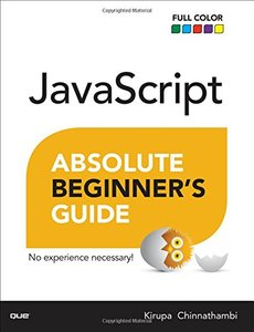 JavaScript Absolute Beginner's Guide-cover