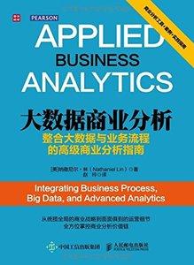 大數據商業分析:整合大數據與業務流程的高級商業分析指南-cover