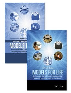 Models for Life: An Introduction to Discrete Mathematical Modeling with Microsoft Office Excel Set-cover