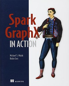 Spark GraphX in Action-cover
