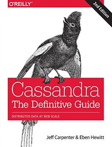 Cassandra: The Definitive Guide 2/e-cover