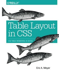 Table Layout in CSS: CSS Table Rendering in Detail-cover
