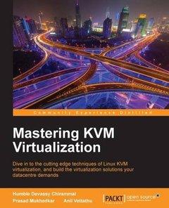 Mastering KVM Virtualization (Paperback)-cover