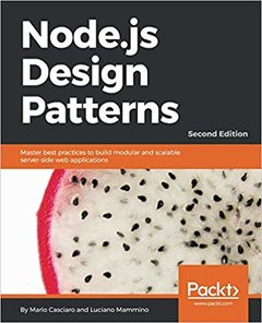Node.js Design Patterns, 2/e (Paperback)-cover