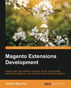 Magento Extensions Development-cover