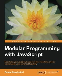 Modular Programming with JavaScript-cover