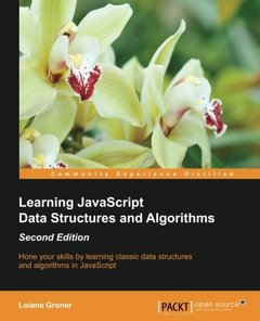 Learning JavaScript Data Structures and Algorithms - Second Edition-cover