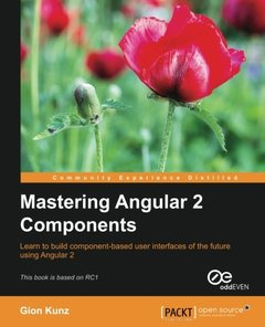 Mastering Angular 2 Components-cover