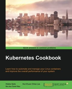 Kubernetes Cookbook-cover