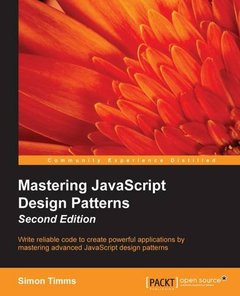 Mastering JavaScript Design Patterns - Second Edition-cover
