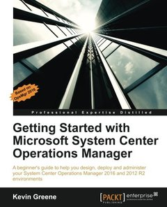 Getting Started with Microsoft System Center Operations Manager-cover