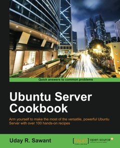 Ubuntu Server Cookbook-cover