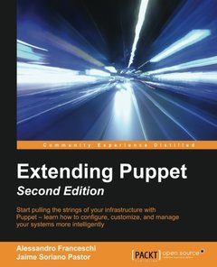 Extending Puppet - Second Edition-cover