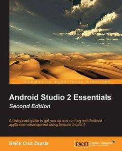Android Studio 2 Essentials-cover