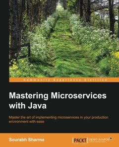 Mastering Microservices with Java-cover