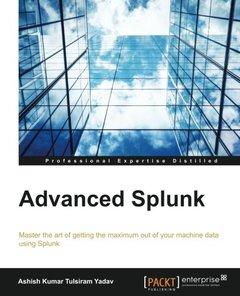 Advanced Splunk-cover