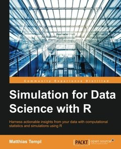 Simulation for Data Science with R-cover