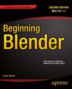 Beginning Blender-cover