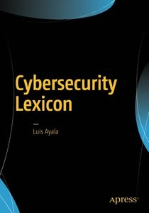 Cybersecurity Lexicon-cover