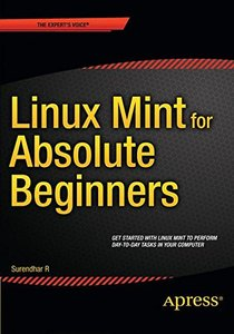 Linux Mint for Absolute Beginners-cover