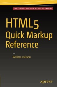 HTML5 Quick Markup Reference-cover