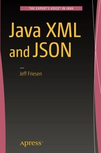 Java XML and JSON-cover