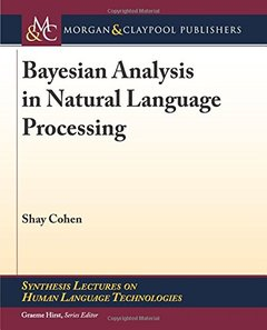 Bayesian Analysis in Natural Language Processing-cover