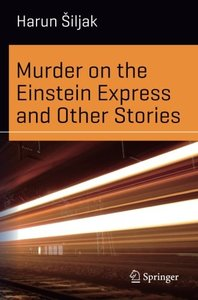 Murder on the Einstein Express and Other Stories (Science and Fiction)-cover