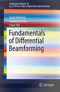 Fundamentals of Differential Beamforming (SpringerBriefs in Electrical and Computer Engineering)-cover