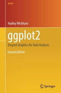ggplot2: Elegant Graphics for Data Analysis (Use R!)(papaerback)-cover