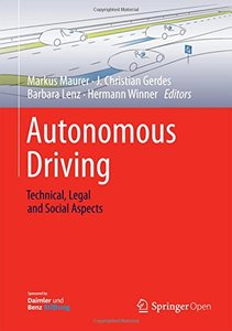 Autonomous Driving: Technical, Legal and Social Aspects-cover