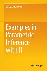 Examples in Parametric Inference with R-cover