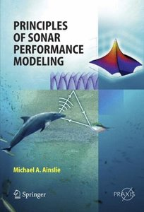 Principles of Sonar Performance Modelling (Hardcover)-cover