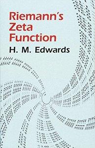 Riemann's Zeta Function ( Dover Books on Mathematics )-cover
