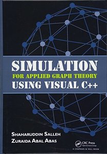 Simulation for Applied Graph Theory Using Visual C++-cover