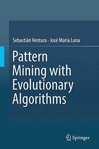 Pattern Mining with Evolutionary Algorithms-cover
