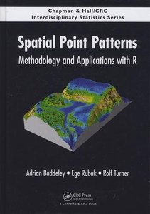 Spatial Point Patterns: Methodology and Applications with R-cover