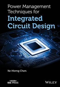 Power Management Techniques for Integrated Circuit Design (Hardcover)-cover