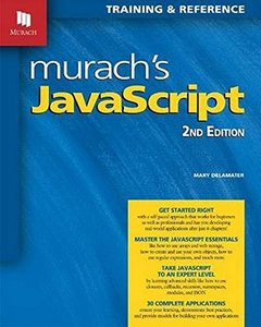 Murach's JavaScript, 2nd Edition-cover
