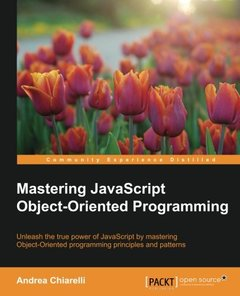 Mastering JavaScript Object-Oriented Programming-cover