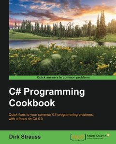 C# Programming Cookbook-cover