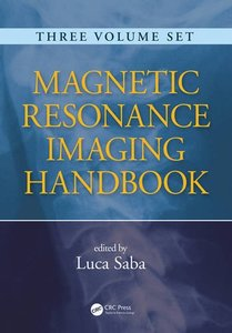 Magnetic Resonance Imaging Handbook-cover