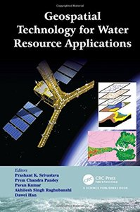 Geospatial Technology for Water Resource Applications-cover