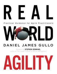 Real World Agility: Practical Guidance for Agile Practitioners (Paperback)-cover