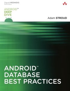 Android Database Best Practices (Android Deep Dive)-cover