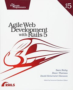 Agile Web Development with Rails 5-cover
